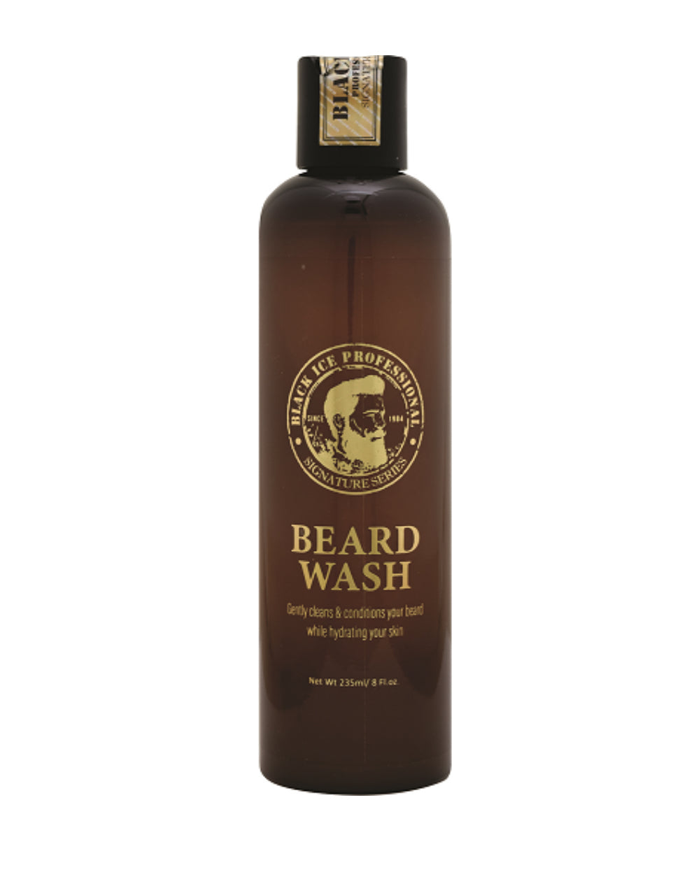 Black Ice Beard Wash