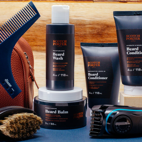 Scotch Porter Deluxe Beard Kit