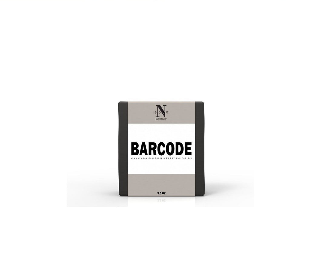 """BARCODE™"" Moisturizing Bar"