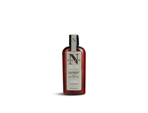 """Dapper™ "" Face + Beard Wash"