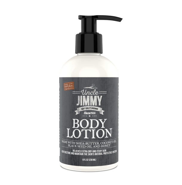Uncle Jimmy Body Lotion