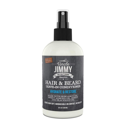 Uncle Jimmy Leave-In Conditioner