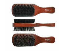 Load image into Gallery viewer, Diane 2-sided Wooden Medium/Hard Bristle Brush