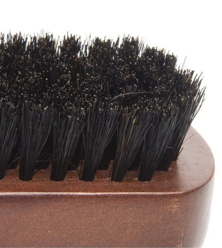 Diane 2-sided Wooden Medium/Hard Bristle Brush