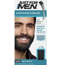 Load image into Gallery viewer, Just for Men Beard Dye - Real Black