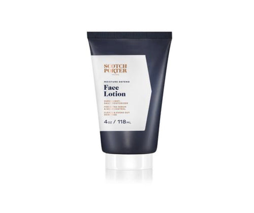 Scotch Porter Face Lotion