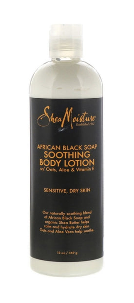 SheaMoisture African Black Soap Body lotion