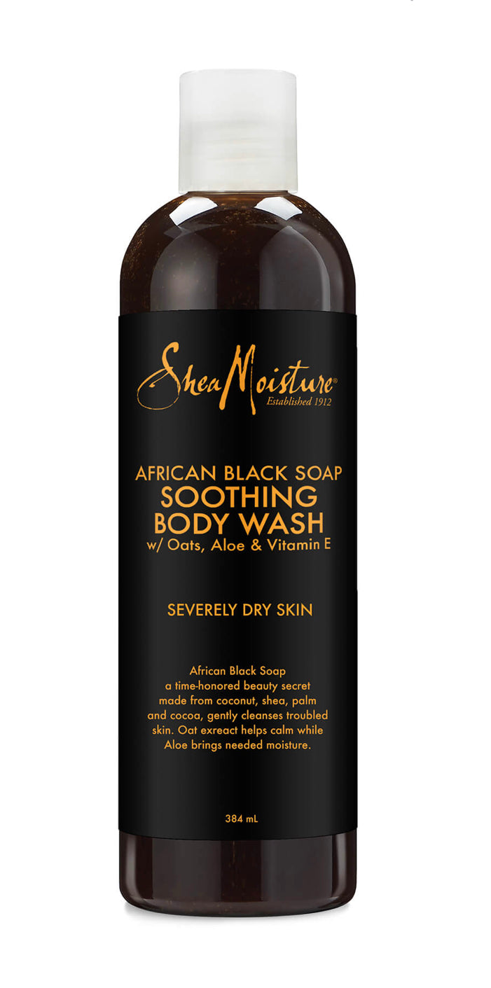 SheaMoisture African Black Soap Body Wash