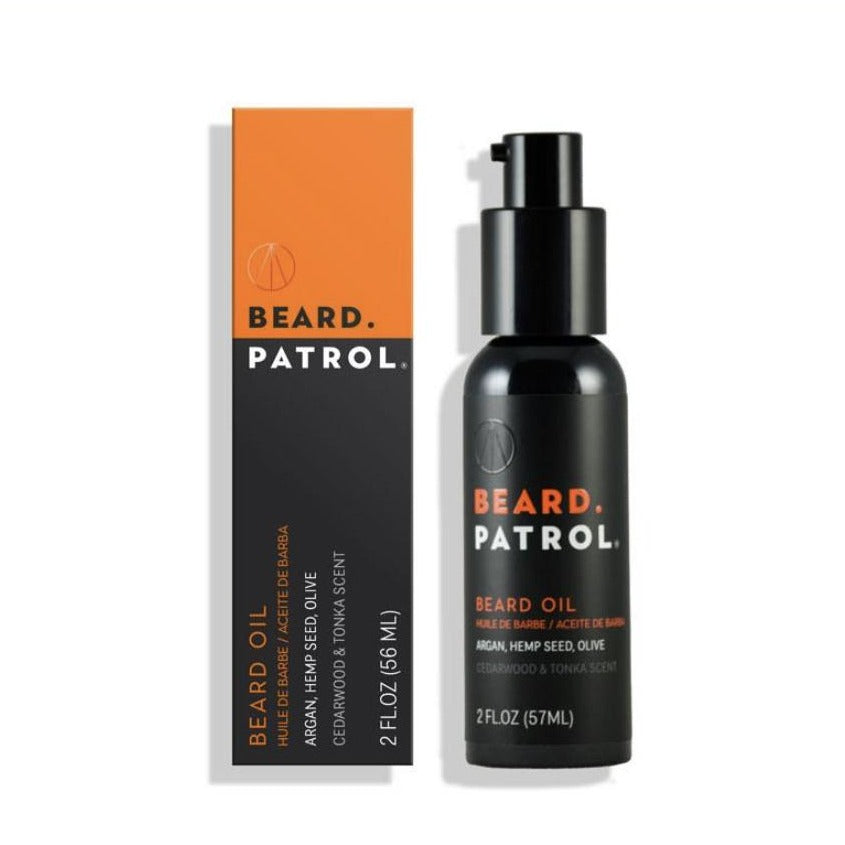 Beard Patrol Beard Oil
