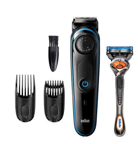 Rechargeable 39-Setting Electric Beard & Hair Trimmer