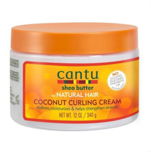 Load image into Gallery viewer, Cantu Coconut Curling Cream
