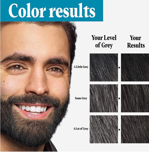 Just for Men Beard Dye - Real Black
