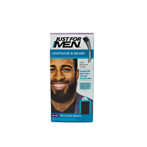 Just for Men Beard Dye - Rich Dark Brown
