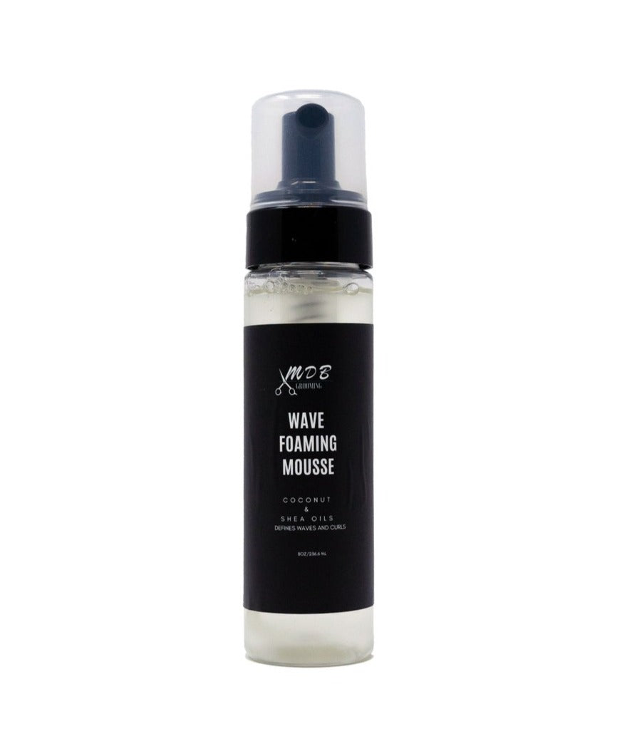 Wave Foaming Mousse