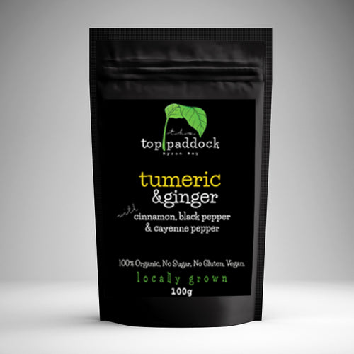 Top Blend Tumeric & Spice 100g