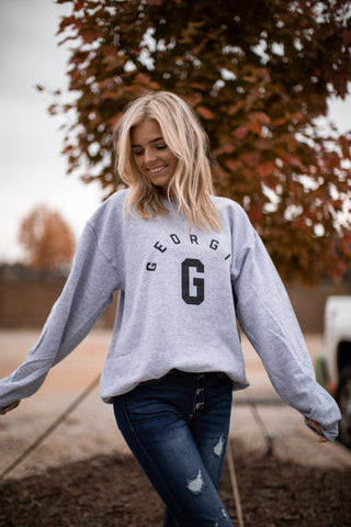 State of Georgia Sweatshirt