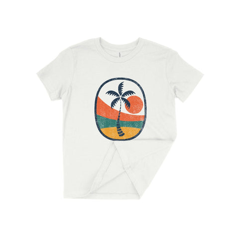 Kids Beach T Shirt