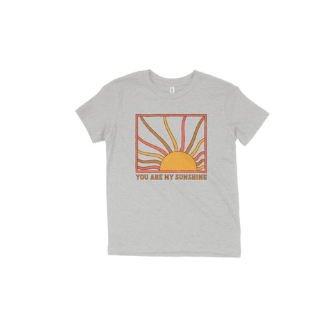 Toddler You Are My Sunshine Tee