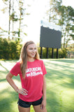 Red Saturday in Athens Tee