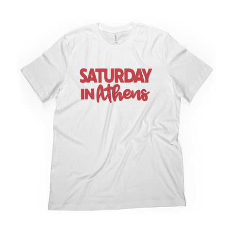Saturday in Athens Tee