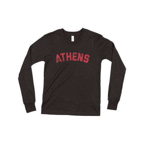 Vintage Athens Arch Long Sleeve Tee