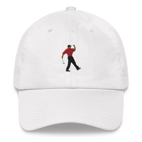 The Pump Man Dad Hat