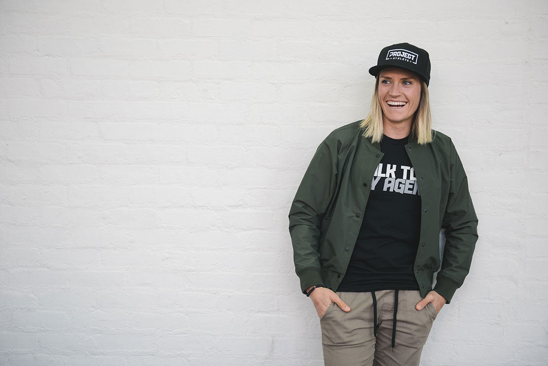 Georgia Simmerling | Co-founder of Project Athlete Apparel Co.