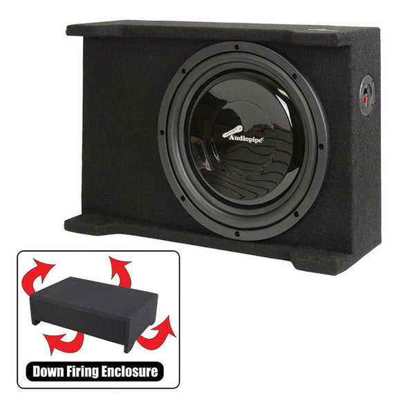 Audiopipe APSB12BDF Single 12