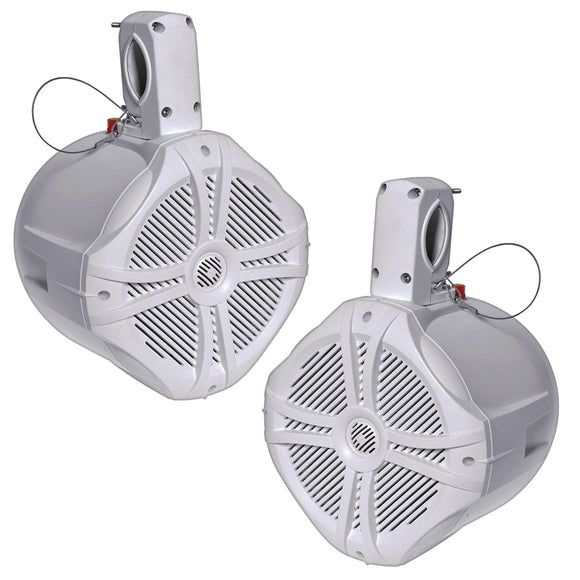 Power Acoustik MWT65W Marine 6.5