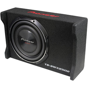 "Pioneer TSSWX2502 Preloaded 10"" Woofer Box 1200W Max"