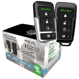 Excalibur RS375 3000 Feet 4-Button Remote Start Keyless Entry System