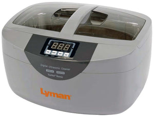 Lyman 7631700 Turbo Sonic 2500 Case Cleaner (115V)
