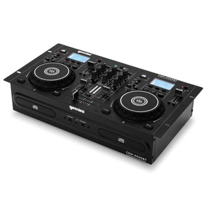 Gemini CDM-4000BT CD/Mixer Combo Player with Bluetooth Input