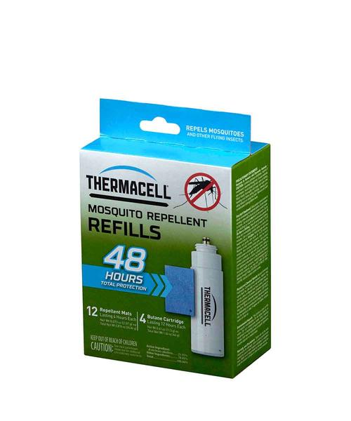 Thermacell R4T Original Mosquito Repellent Refills 48 Hours