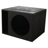 "Qpower QBOMB12HPSINGLE Single 12"" Empty Enclosure"