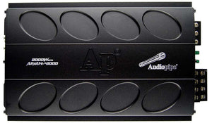 Audiopipe APMN4100D Mini Design 4 Channel Mosfet Amplifier 2000W Max Class D