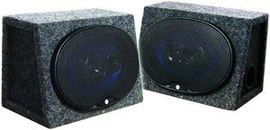 "XXX CSB69 Loaded 6"" x 9"" 250 Watt 3 Way Speaker pair"