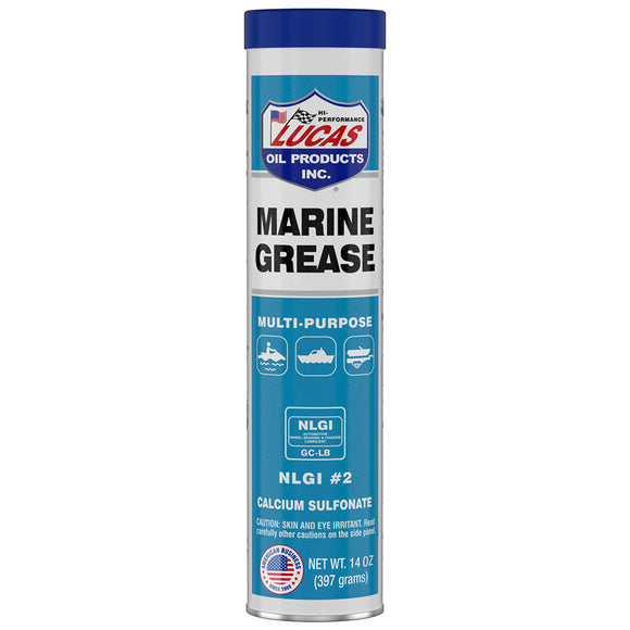 Lucas Oil 10320 Marine Grease 14 Ounce