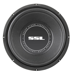 SOUND STORM SS12 SS12 inch Single Voice Coil (4 Ohm) 800-watt Subwoofer