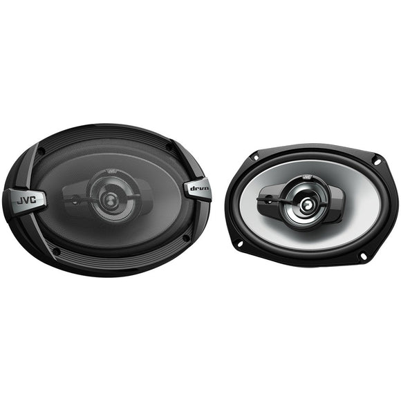 JVC CSDR693 DR Series 6x9 3-Way Car Speakers
