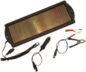 Nippon TPS946 Solar Powered 12VOLT Trickle Charger