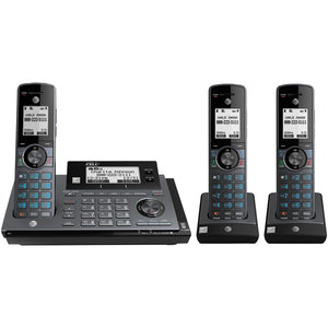 AT&T CLP99387 Connect to cell Accessory System with 3 Handsets