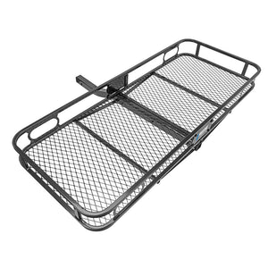 "Pro Series 63153 Rambler Cargo Carrier 24"" x 60"" Platform 2"" Sq Receiver Mount"