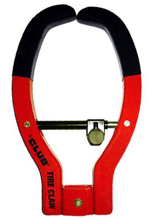 The Club 493 Tire Claw Wheel Lock for Motorcycle or scooters