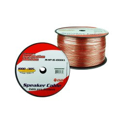 Pipeman's ISSP161000CL 16 Gauge Speaker Cable 1000Ft