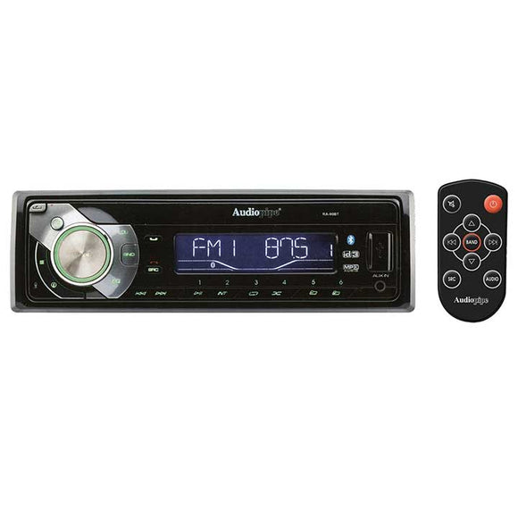 Audiopipe RA90BT Mechless AM/FM/USB/BT with Remote & sub out