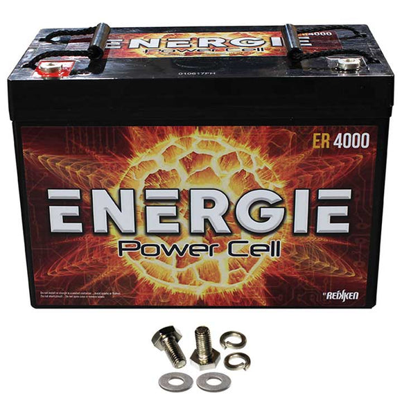 Energie ER4000 4000 Watt 12 volt Power Cell