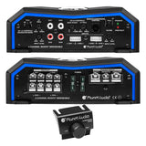 Planet Audio PL24004 2400 Watt 4 Channel Amplifier