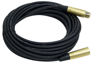Pyle PPMCL30 30' Symmetric Microphone Cable XLR Female to XLR Male
