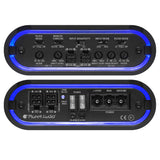 Planet Audio MB3004D Mini Bang Series Amp 300 Watts Max Four Channel Digital